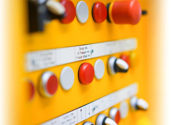Anlagen für Maschinenbau – Petrie Elektrotechnik