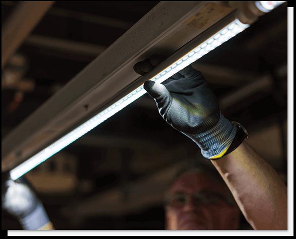 Möglichkeiten der LED-Technik